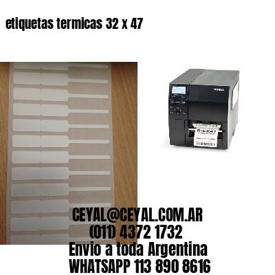 etiquetas termicas 32 x 47