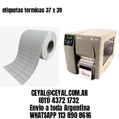etiquetas termicas 37 x 39